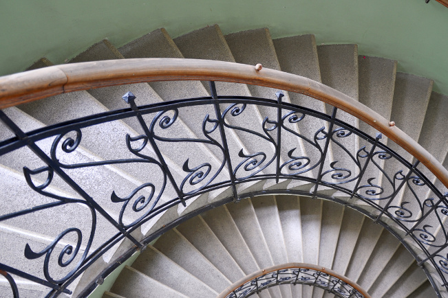 escalier syndic one