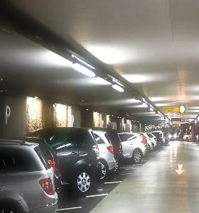 Parking en copropriété - Vie en copropriété